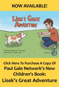 Lisek's Great Adventure by Paul Gale