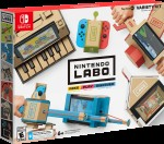 Pre-order Nintendo Labo - Variety Kit, today!
